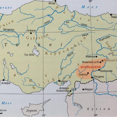 Die Welt der Gottkönige am Euphrat