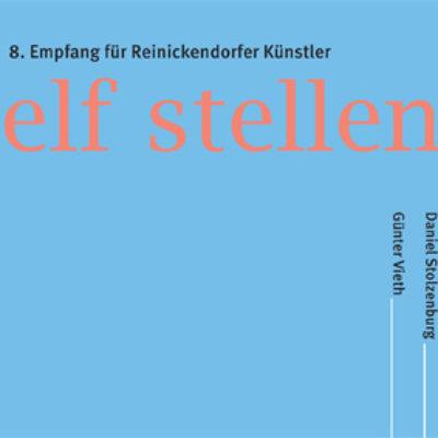Reinickendorfer Künstlerempfang 2018