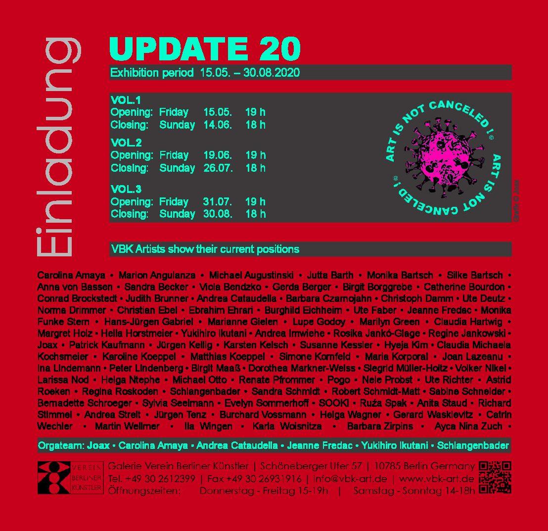UPDATE 20 | Vol. 3